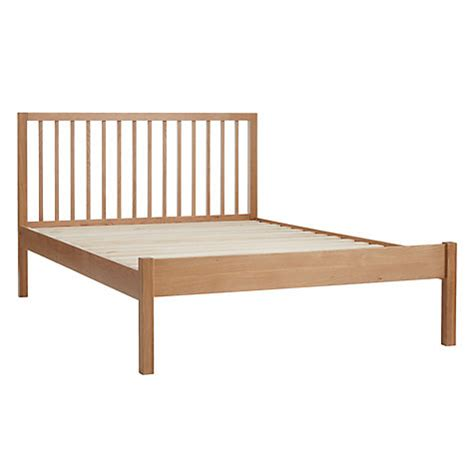 Small King Size Bed Frame Buy Lewis Bed Frame King Size Oak Lewis