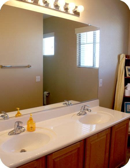 frame bathroom mirror with clips frame your mirror that has plastic clips frame bathroom