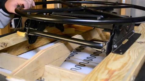 Lazy Boy Recliner Swivel Base by Swivel Glider Ring Install