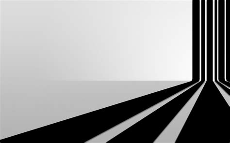 3d style black and white 52 clean white wallpapers for desktop laptops