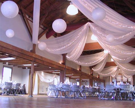 wedding reception ceiling decorations www imgkid com