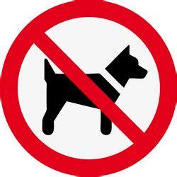 divieto ingresso cani le pagine di sicurello si