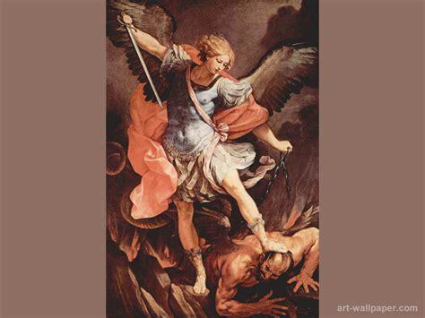 st michael archangel wallpaper gallery