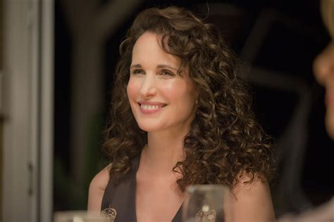andi macdowell pictures and photos a chat with andie macdowell mom actress culturalist and