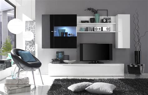 Wall units for living room, media TV cabinets. Home