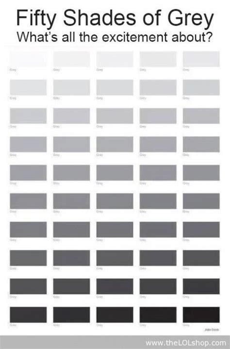 different shades of grey pin by stephanie schmidt on shades of grey pinterest