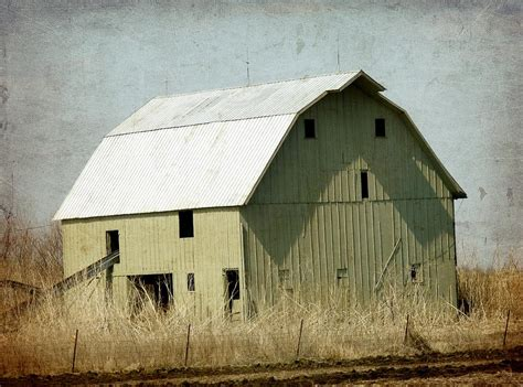 The Green Barn the green barn by peters royalty free and rights