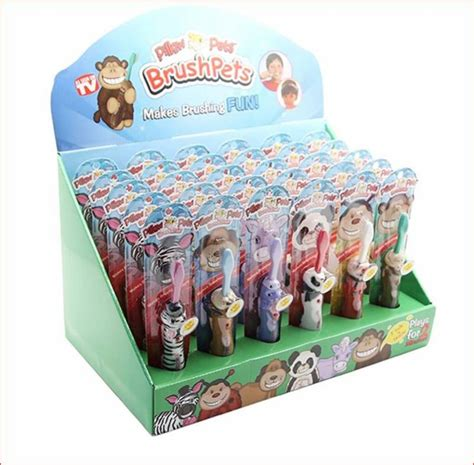Pillow Pets Toothbrush by International Import Export Excess Stock
