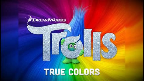 tru colors justin timberlake kendrick true colors trolls