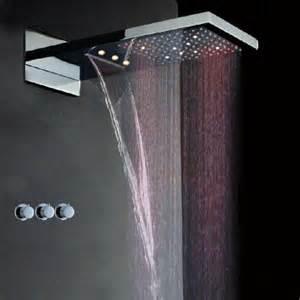 licht dusche led licht dusche duschkopf artownit for