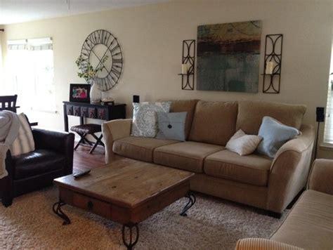 sofa wall decor