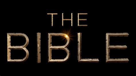 pressroom the bible logo the bible series