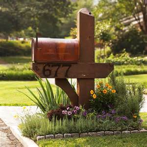 top ten diy mailbox ideas and link party construction