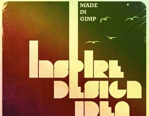 design flyer gimp 50 design tutorials for mastering gimp creative nerds