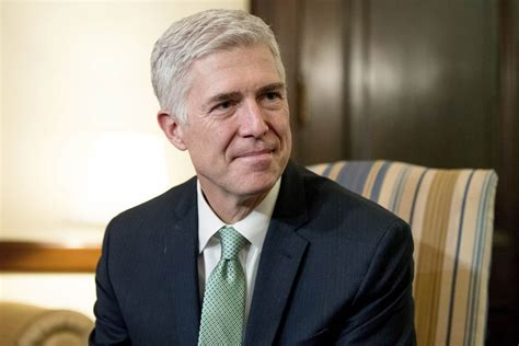 judge neil gorsuch is a front runner for trump s supreme gorsuch told class many women manipulate maternity leave
