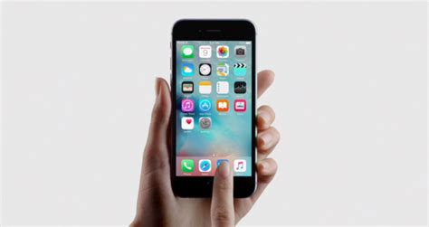 imagenes 3d touch para iphone 6s aprende a utilizar el touch 3d de tu iphone 6s con este de