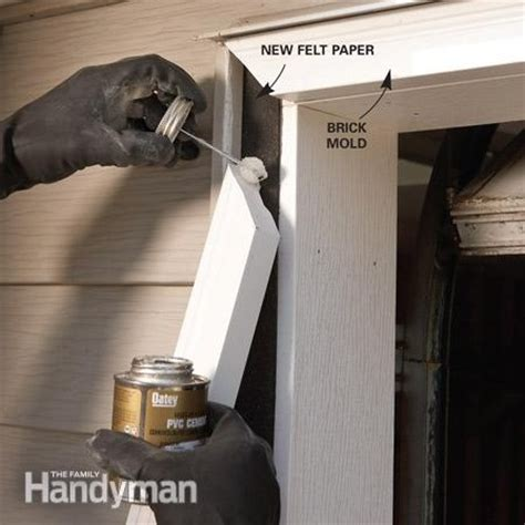 Installing Garage Door Trim Vinyl Garage Door Trim And What You Need To Home Interiors