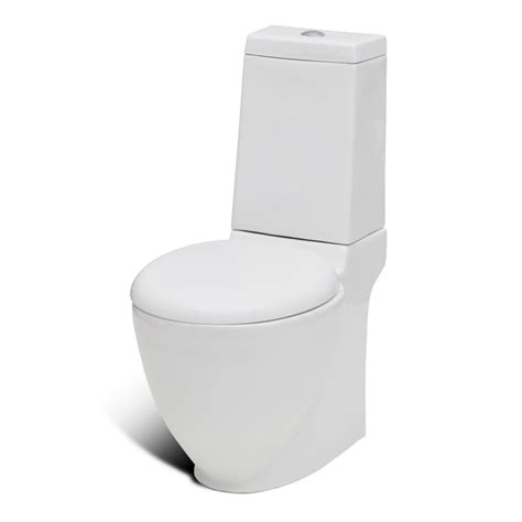 wc bidet set vidaxl co uk stand toilet bidet set white ceramic