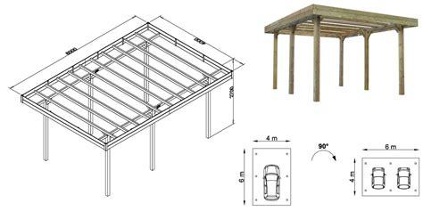 terrassen berdachungssysteme h 246 he carport carport 9 0 meter lang h he der pfosten 2