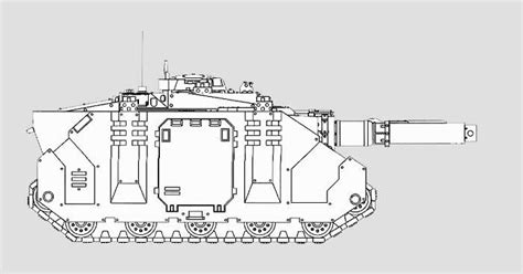 Space Marine Template by Outlines Warhammer Templates Rhino Template Gallery