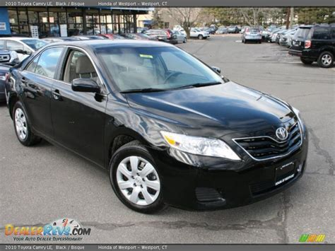 le black 2010 toyota camry le black bisque photo 3 dealerrevs