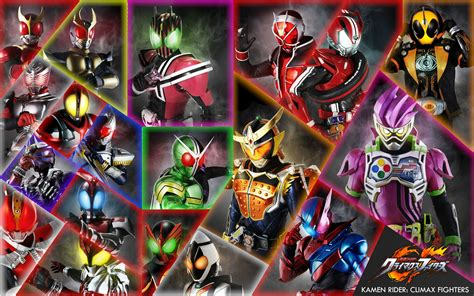 wallpaper desktop kamen rider kamen rider climax fighters desktop wallpaper by