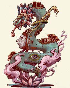xoch tattoo instagram tezcatlipoca veintena de los d 237 as en el calendario azteca
