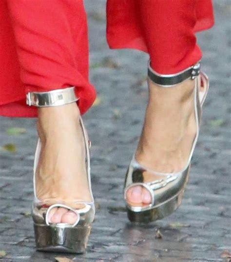 10 Jumpsuit Prada zoe ravishing in silver prada heels and jumpsuit