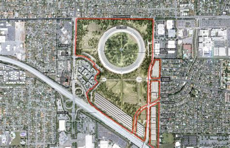 Retail Floor Plan Software by Glorious Images Of Apple S New Spaceship Headquarters