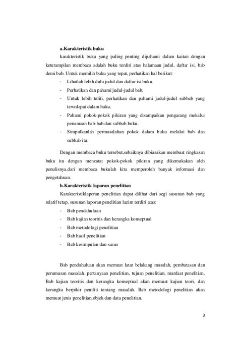 makalah membuat ringkasan makalah b indo karya ilmiah