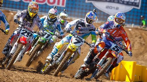 motocross race fmf hangtown motocross race highlights