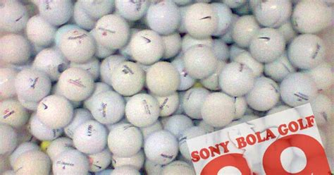 Dijamin Bola Golf Bekas jual bola golf jual beli bola golf second jual bola golf second murah harga bola golf 2013
