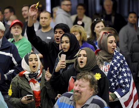 how trump is getting out the muslim vote religion news