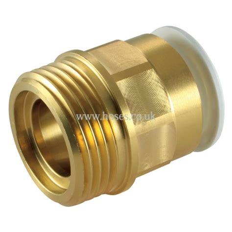 Push Plumbing Fittings by Jg Speedfit Bspp Brass Cylinder Adaptor Plastic Plumbing Push In Fitting P20722971 163