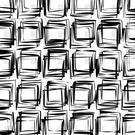 square pattern sketch abstract black and white sketch background with squares