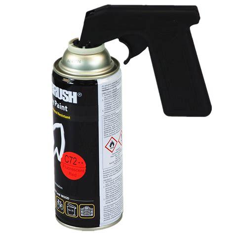 spray paint handle aerosol spray handle paint applicator tin can trigger gun