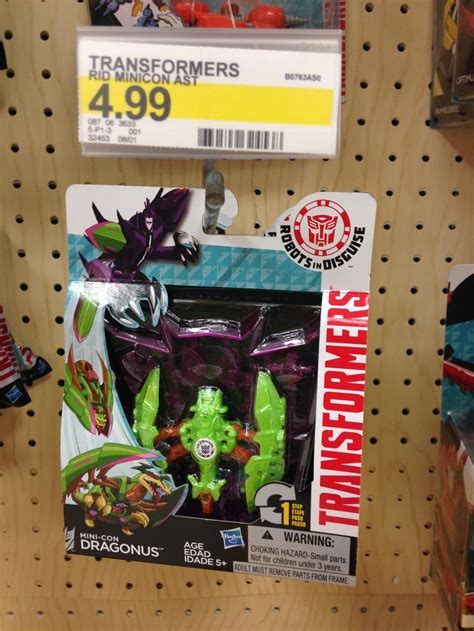 Minicon Retail robots in disguise 2015 deployers and mini cons found at us retail transformers