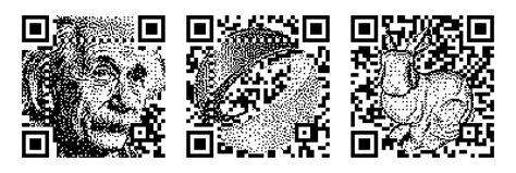 qr code finder pattern detection algorithm halftone qr codes cgv nthu