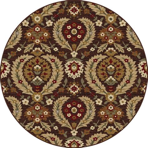 impressions rugs tayse rugs impressions multi 5 ft 3 in transitional area rug 7748 multi 6 the