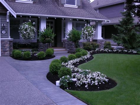 front yard flower bed landscaping ideas front yard landscaping make 1 traditional