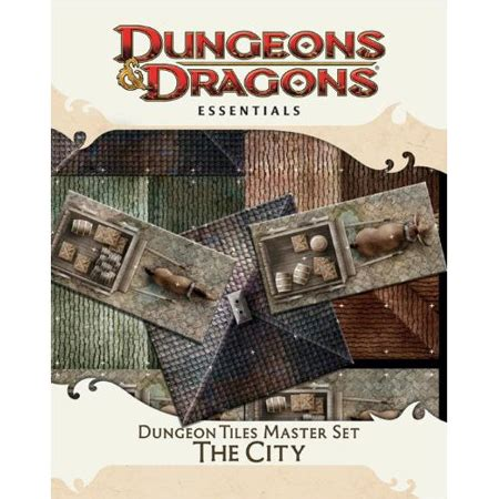 d d dungeon tiles reincarnated city books 2010 geekdad gift guide 3 wired