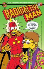 overcoming radioactive fears radioactive series books radioactive wikisimpsons the simpsons wiki