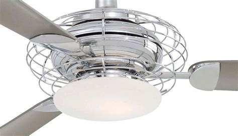 polished nickel ceiling fan minka aire 52 inch polished nickel acero ceiling fan