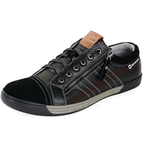 fashion sneakers mens alpine swiss valon mens fashion sneakers low top dress or