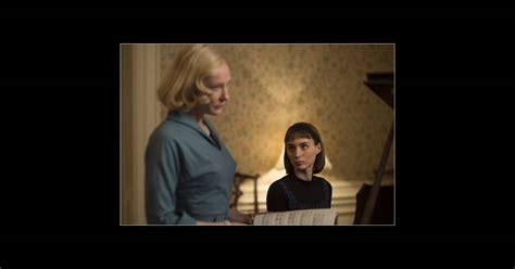 film blue open cate blanchett dans le film carol avec rooney mara