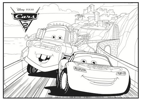 coloring pages lightning mcqueen and mater mcqueen cars coloring pages lightning mc queen lightning