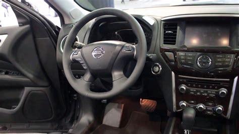 nissan pathfinder 2016 interior 2016 nissan pathfinder interior walkaround price 2016