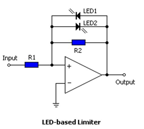 germanium diode limiter germanium diodes for clipping 28 images limiters clipers rezzonics germanium diodes vs