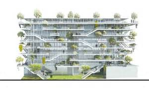 Green Plans Architects Unveil Plans For Bio Climatic Inside Out Office Building Inhabitat Green