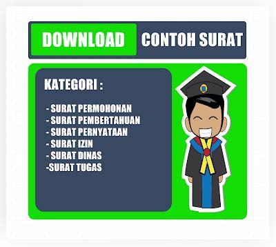 Contoh Surat Izin Tidak Masuk Sekolah Tulis Tangan by Pandu Smk